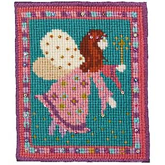 Josie Fairy Needlepoint Kit