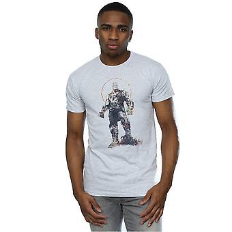Avengers Men's Infinity War Thanos Sketch T-Shirt
