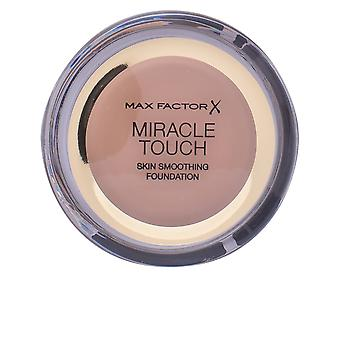 Max Factor Miracle Touch Skin Smoothing Foundation Caramel New Make Up Womens