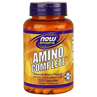 Now Foods Amino Complete 120 caps (Sport , Muscle mass , Amino acids)