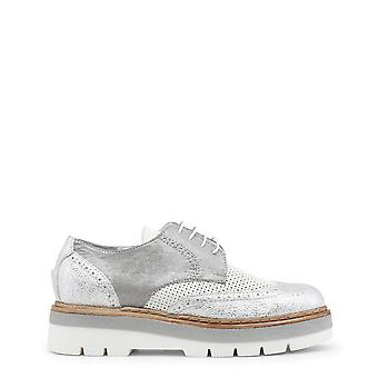 Ana Lublin Women Lace up White