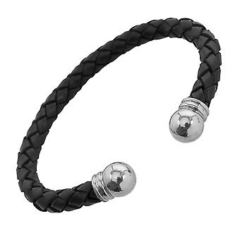 Burgmeister Leather bangle, JBM4027-759