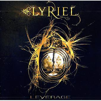 Lyriel - Leverage [CD] USA import