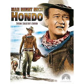 Hondo filmposter (11 x 17)