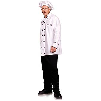 Hr. kok (jakke bukser Hat)