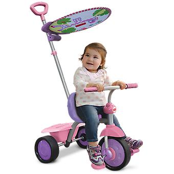 Fisher-Price Glee Plus 2-in-1 Baby Trike - Purple / Pink