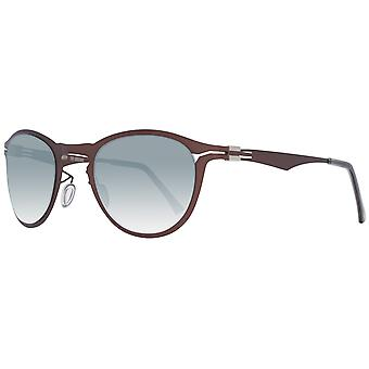 Greater than infinity Sunglasses brown