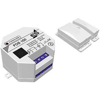 Schabus Wireless descarga aire control FDS100 1150 W blanco