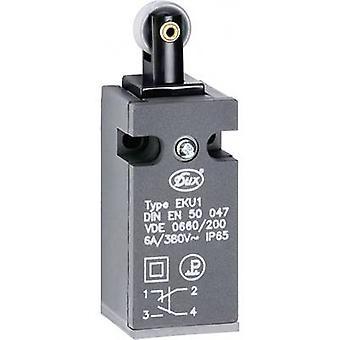Limit switch 380 V AC 6 A Tappet momentary Schlegel EKU1-KR IP65 1 pc(s)