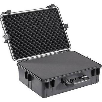 Basetech 658799 Universal Tool box (empty) (L x W x H) 560 x 430 x 215 mm