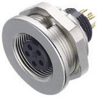 Binder 09-0424-00-07 Sub Miniature Round Plug Connector Series Nominal current (details): 1 A