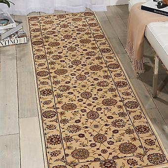 Persian Crown Hallway Runners Pc002 Ivory