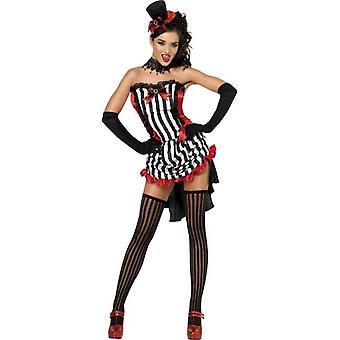 Smiffy's Fever Madame Vamp Costume