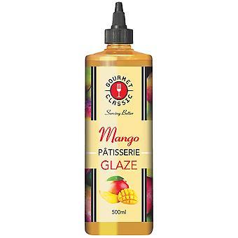 Gourmet-Klassiker Mango Patisserie Glasur