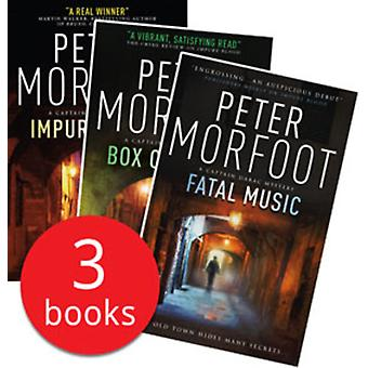 Peter Morfoot Collection - 3 livres
