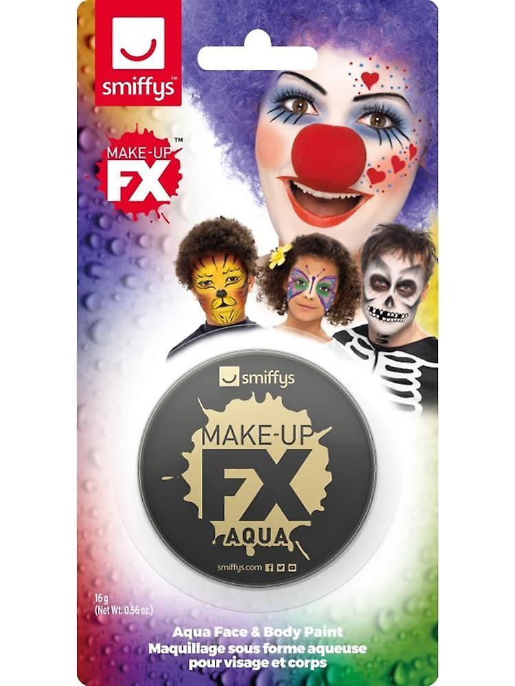 Corps16mlÀ Base D'eau Maquillage FxNoirVisage Aqua Pour Et Peinture Smiffys Le fgyYb76v