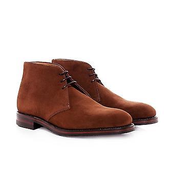 Loake Suede Kempton Chukka Boots