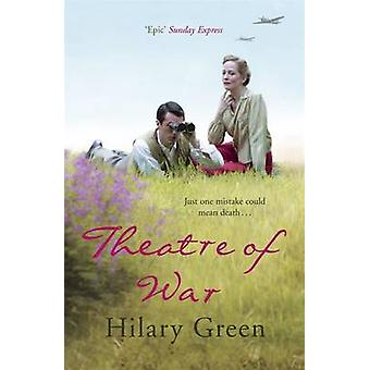 Theatre of War by Hilary Green - 9780340932650 Book