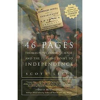 46 sidor - Thomas Paine - sunt förnuft- och vändpunkten till Amer