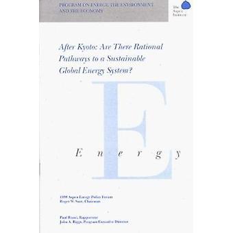 Nach Kyoto - gibt es rationale Wege zu einer nachhaltigen globalen Ener
