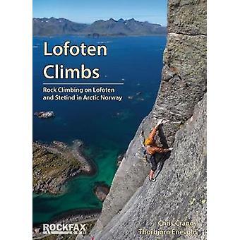 Lofoten Climbs Rockfax - Rock Climbing on Lofoten and Stetind in Arcti