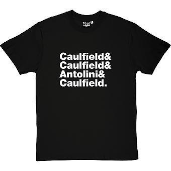 Над пропастью во ржи состав Мужская футболка