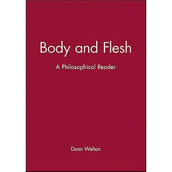 Corpo e carne - un lettore filosofico da Donn Welton - 9781577181262