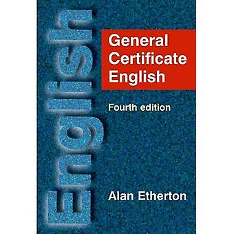 General Certificate English - Fourth Edition