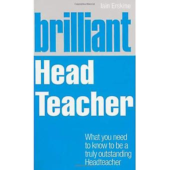 Brilliant Headteacher. Iain Erskine