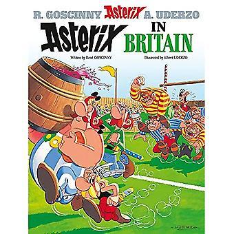 Asterix bij de Britten (Asterix (Orion Hardcover))