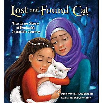 Löydetyt kissa: Kunkush's uskomaton matka tositarina
