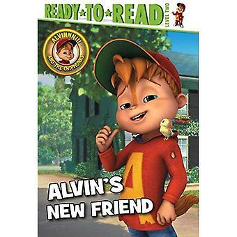 Nuevo amigo de Alvin (Alvinnn! y las ardillas)