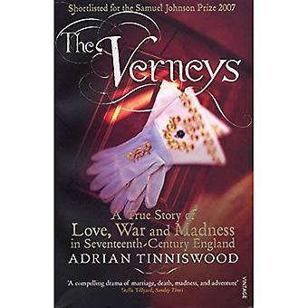 Verneys: Amor, guerra y locura en Inglaterra del siglo XVII