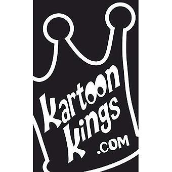 Kartoon Kings: The Graphic Work of Simon Grennan and Christopher Sperandio