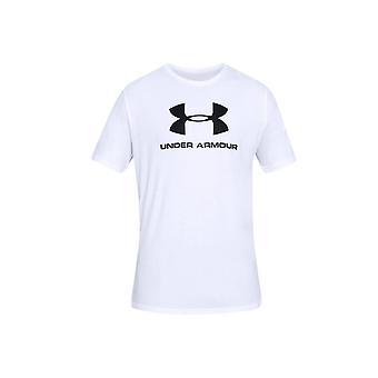 Under Armour Sportstyle Logo Tee 1329590-100 Mens T-shirt