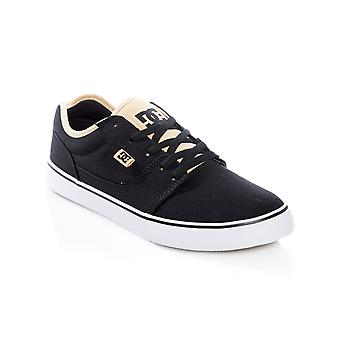 DC Black-Khaki Tonik TX Shoe