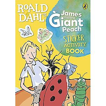 Roald Dahl's James and the� Giant Peach Sticker Activity Book (Roald Dahl)