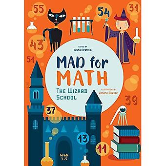 Mad for Math: The Wizard School