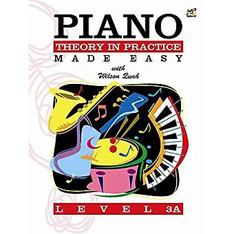 Piano Theory in Practice Made Easy 3A (Piano Solo)