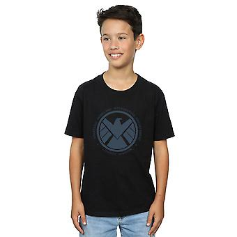 Marvel Boys Agents Of SHIELD Logistics Division T-Shirt