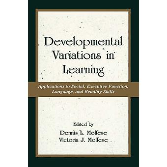 Developmental Variations Learning by Molfese & Dennis L.