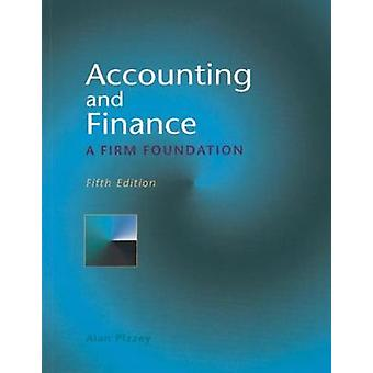 Accounting  Finance 5th Ed by Pizzey & Alan