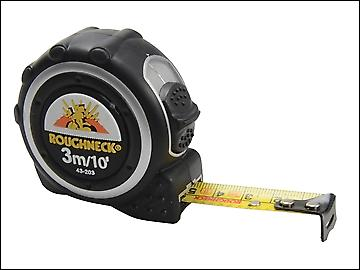 Roughneck Tape Measure 3m / 10ft (Width 16mm)