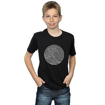 Ntesign garçons grande vague de plaisirs T-Shirt