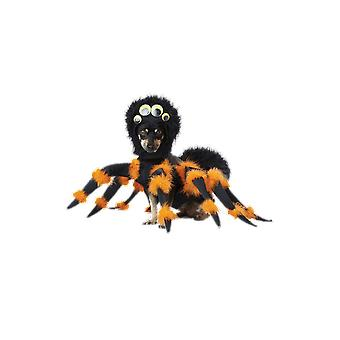 Spider Pup Novelty Funny Halloween Dog Pet Fancy Dress Costume