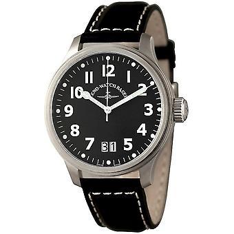 Zeno-Watch-Wristwatch-Men-Oversized Pilot Big Date Q-4268-7003BQ-a1