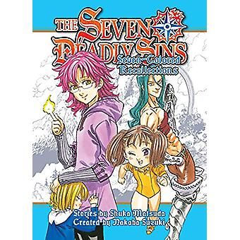 The Seven Deadly Sins - Septicolored Recollections by Shuka Matsuda -