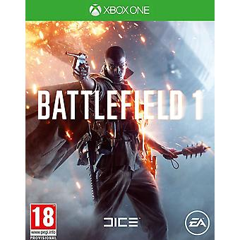Battlefield 1 Xbox One Game (English/Arabic Box)