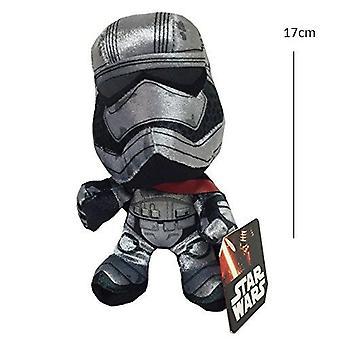 Star Wars Ep 7 Small Plush Captain Phasma