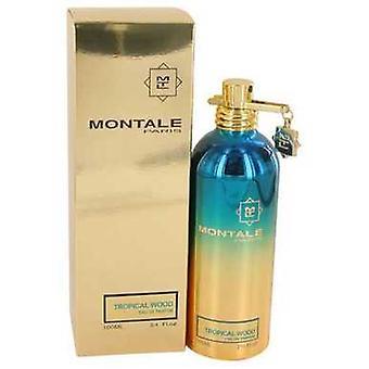 Montale Tropical Wood By Montale Eau De Parfum Spray (unisex) 3.4 Oz (women) V728-536222